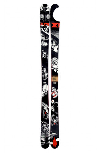 Skis nus 4front Switchblade