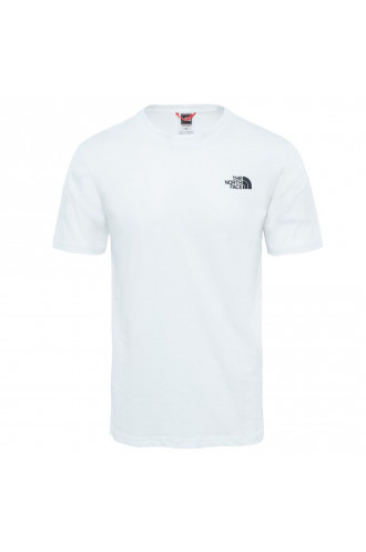 The North Face North Face S/s Red Box Tee...