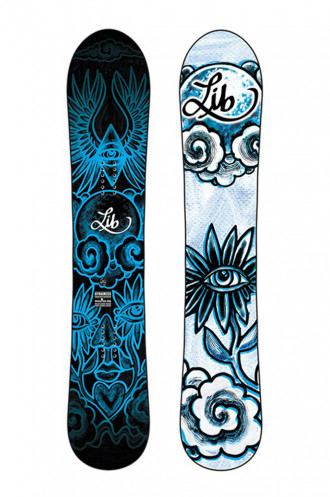 Planches nues Libtech Freedom Dynamiss...
