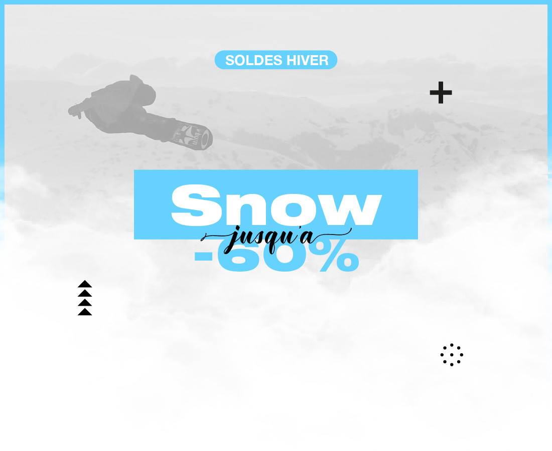 S4 SOLDES HIVER SNOWBOARD