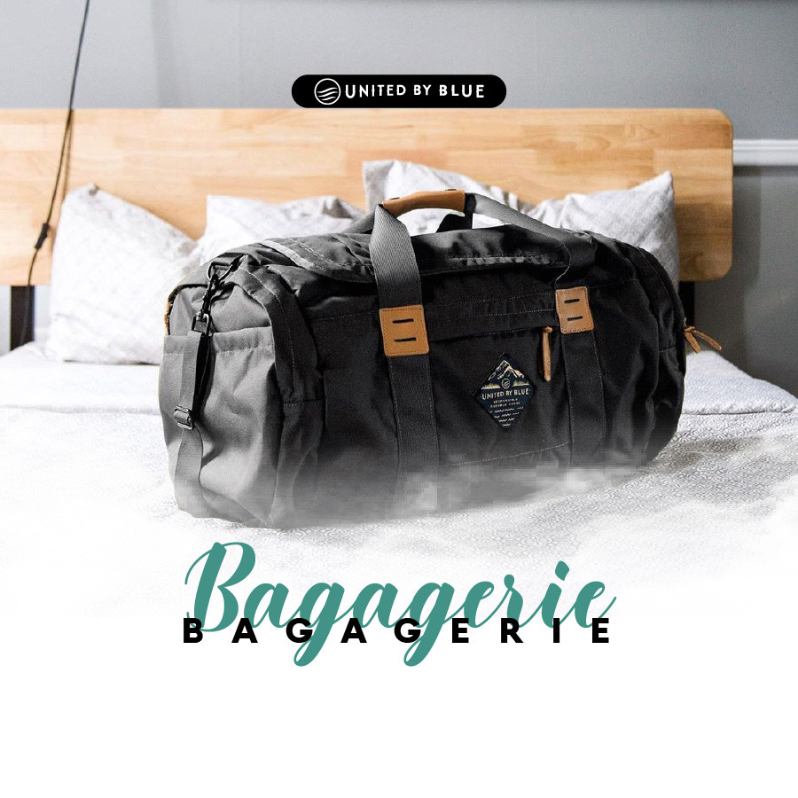 Bagagerie United by Blue