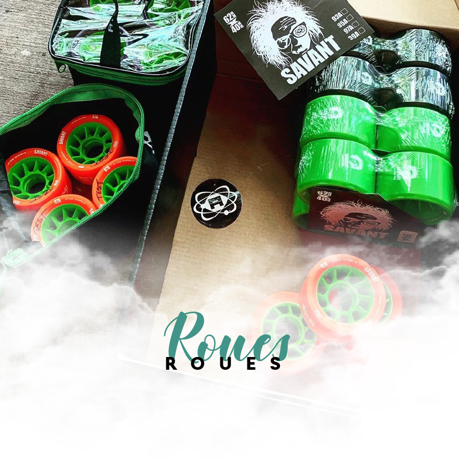 Roues Roller Derby