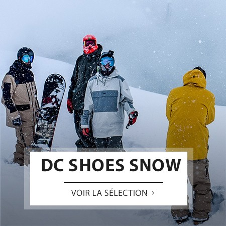 DC SHOES SNOWBOARD
