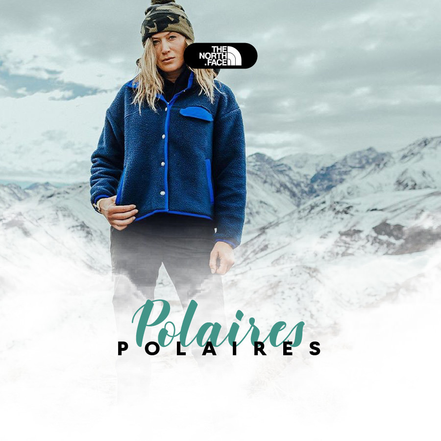 POLAIRES  THE NORTH FACE