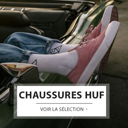 CHAUSSURES HUF SKATE SHOES