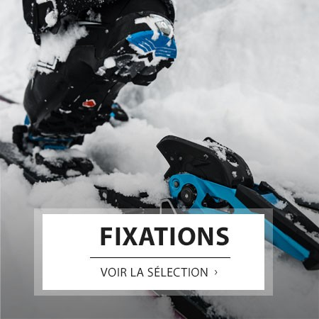 Fixations skis