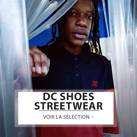 DC SHOES VETEMENTS SKATE STREETWEAR