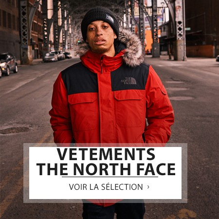 VETEMENTS STREETWEAR THE NORTH FACE